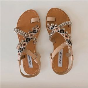 Steve Madden sandals - NWT in original box